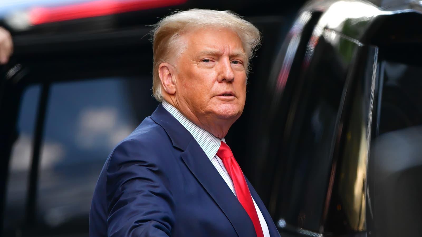Manhattan DA convenes grand jury in Trump investigation, report says