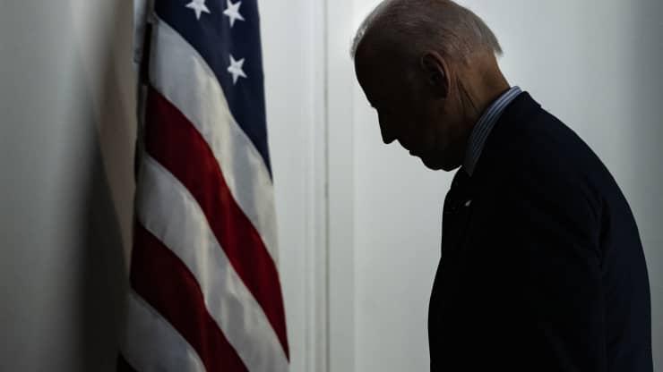 Biden seeks new coalition for infrastructure bill as talks with key GOP senators fall apart