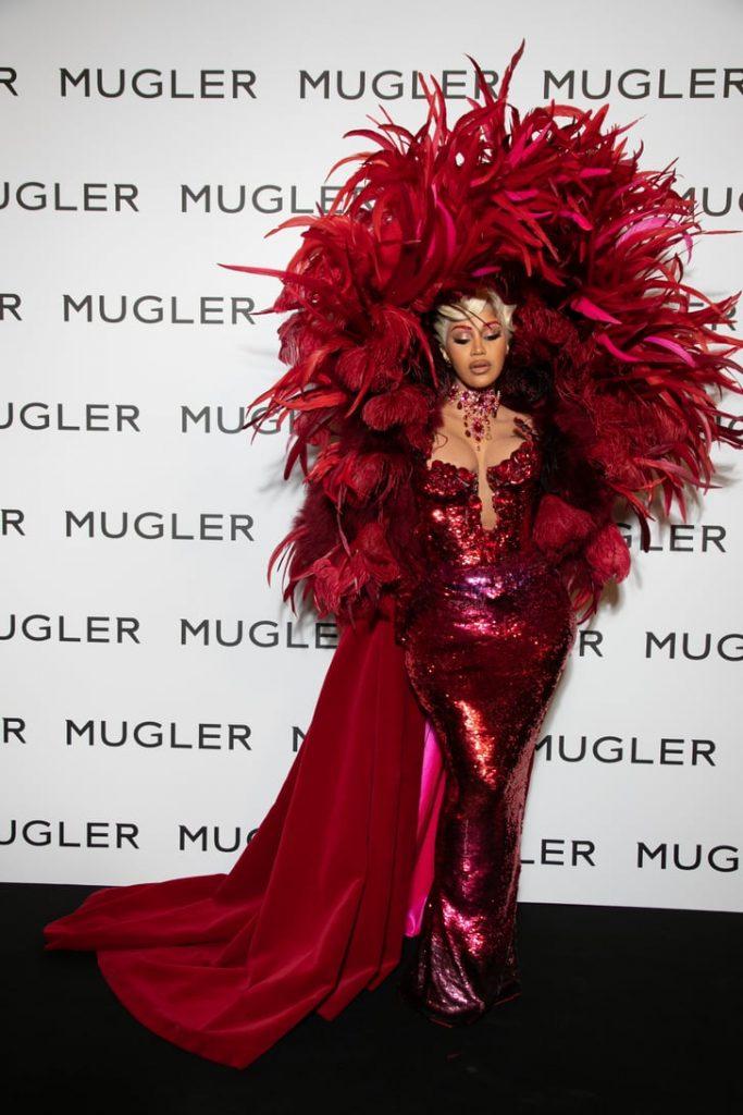 Cardi B wows crowds at Paris Fashion Week, along with Barack Obama, Daniel Craig and more